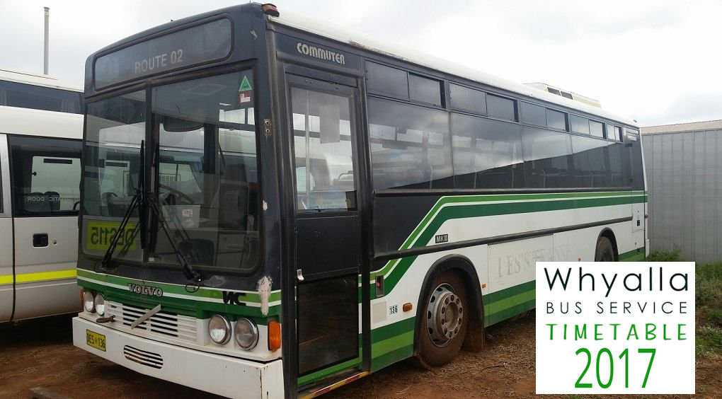 Whyalla Bus Service