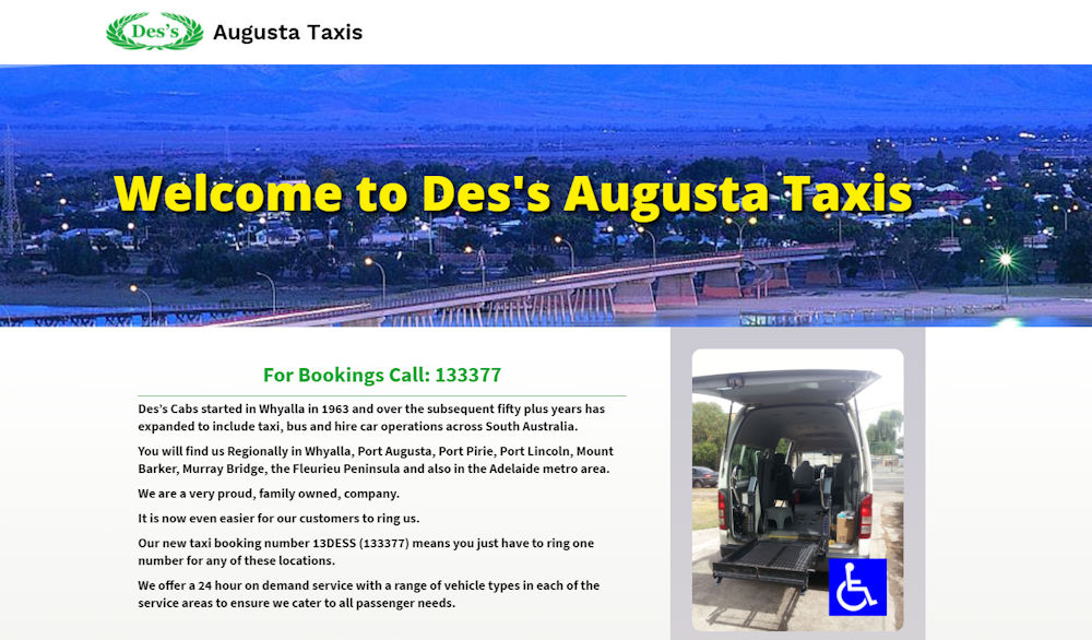 Des's Augusta Taxis